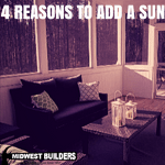 reasons to add a sunroom