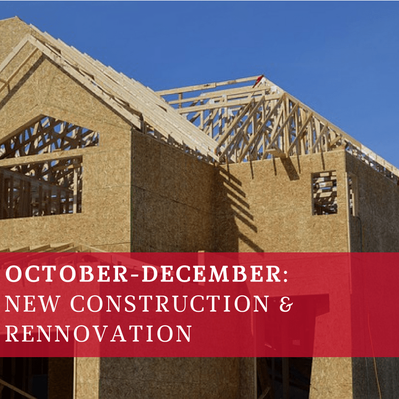 october-december remodeling