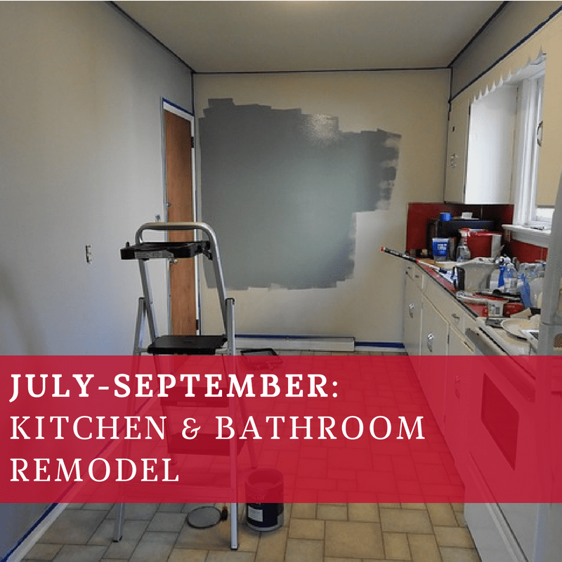 july-september remodeling