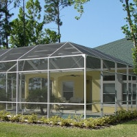 aluminum patio room/sun room from Midwest Builders of Iowa