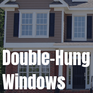 double hung winndows for replacement in ia